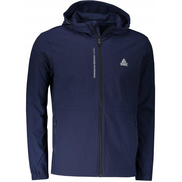 peak woven jacket - cross running