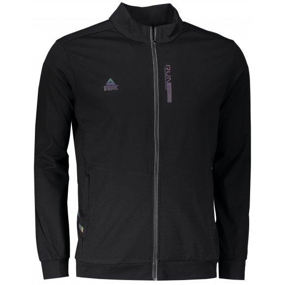 peak knited jacket - cross running