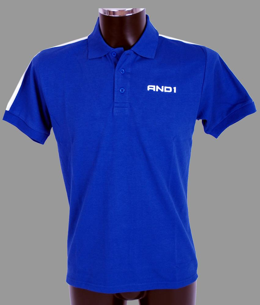 and1 polo shirt