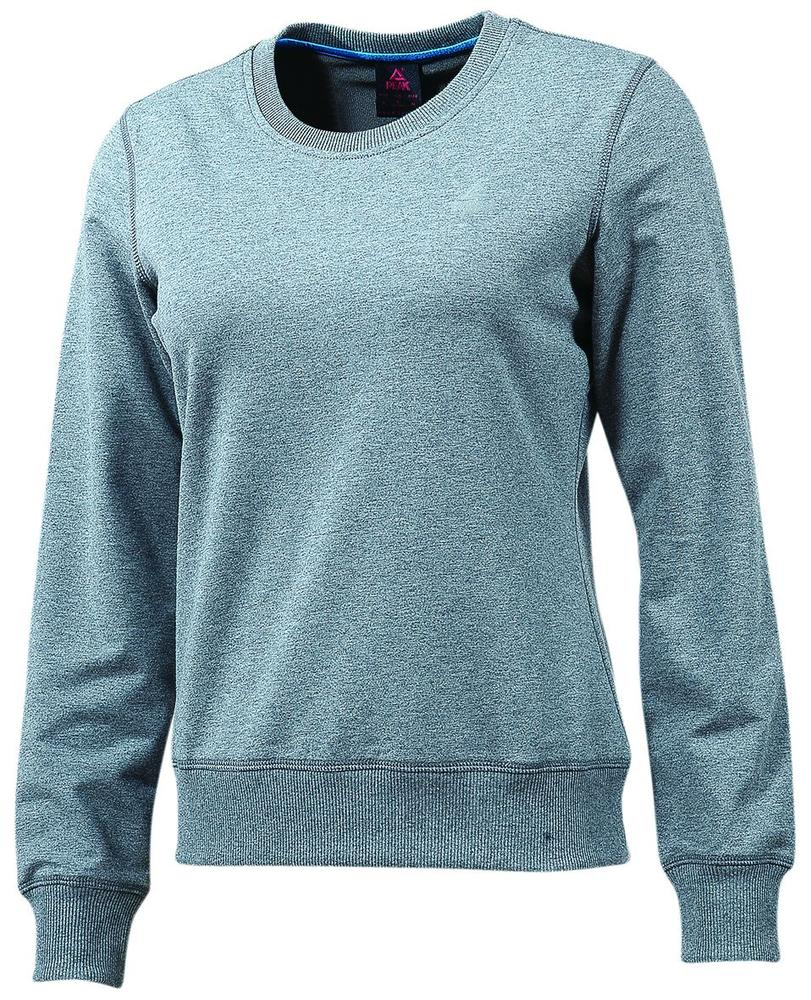 peak round neck sweater